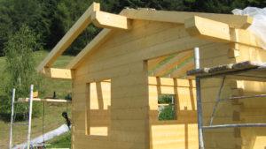 Casa in legno Block Bau da Case in legno De Prà