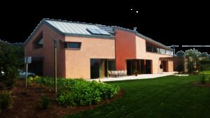 Produzioni di qualità, case in legno De Prà