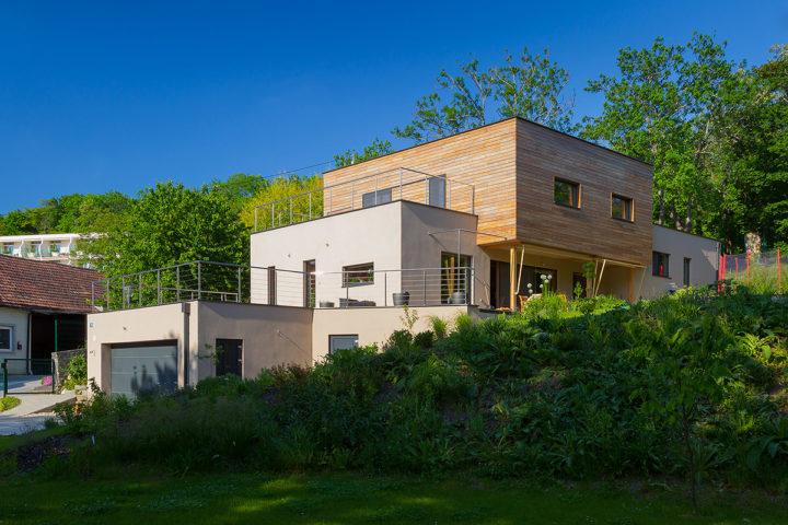 Casa in paglia Ecococon in collaborazione con De Prà