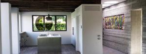 Another Artwork, casa interno