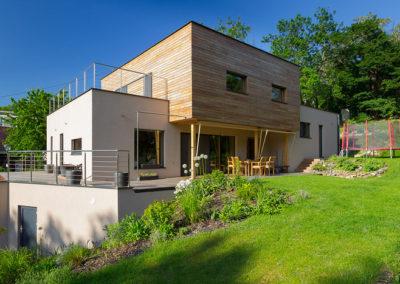 Casa Ecococon - Pannelli in paglia