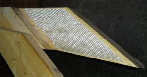 giunto rinforzato fibra di vetro