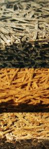Fibra di legno mineralizzata: materiale isolante