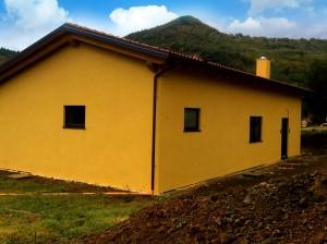 TM17 - Casa in paglia Ecococon
