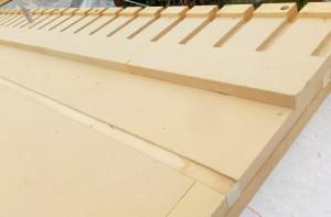 tetto legno copertura